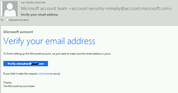 email address templates